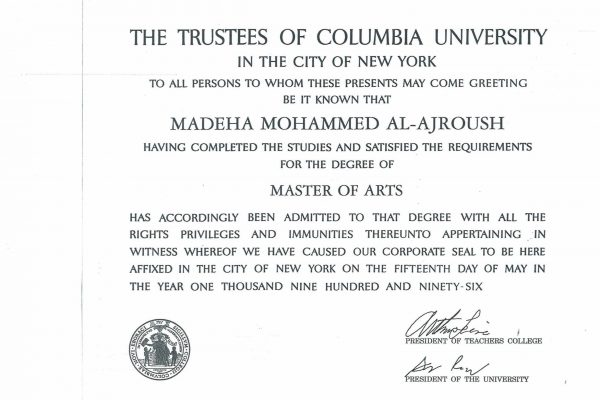 master of Arts-1